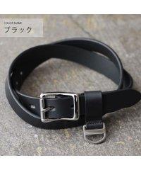 (アスタリスク) ASTARISK 日本製イタリアンレザーレザーベルト吊りループデザインベルト