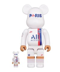BE@RBRICK 100% & 400% PARIS SAINT-GERMAIN