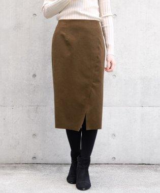 YDスウェード スカート