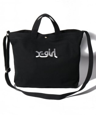 SLICE LOGO 2WAY TOTE BAG