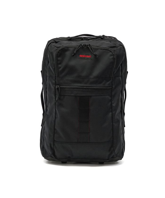 (BRIEFING/ブリーフィング)【日本正規品】ブリーフィング スーツケース BRIEFING ソフトキャリーケース JET TRIP CARRY 機内持ち込み 32L BRA193C46/ユニセックス ブラック