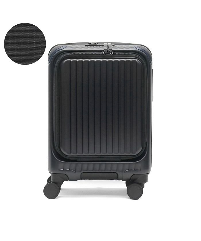 (CARGO/カーゴ)【日本正規品】カーゴ スーツケース CARGO 機内持ち込み Sサイズ AiR LAYER TRIO TSA 22L 1泊 旅行 出張 CAT235LY/ユニセックス ブラック