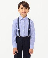 SHIPS KIDS:無地 レギュラーカラー シャツ(100~130cm)【OCCASION COLLECTION】