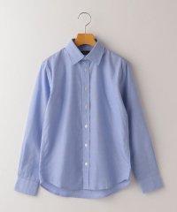 SHIPS KIDS:無地 レギュラーカラー シャツ(145~160cm)【OCCASION COLLECTION】