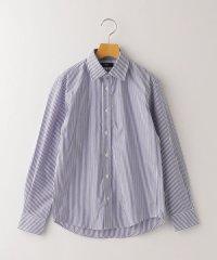 SHIPS KIDS:ストライプ レギュラーカラー シャツ(145~160cm)【OCCASION COLLECTION】