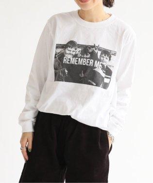 《追加予約》【FREDERICK/フレデリック】REMEMBER PHOTOロングTシャツ◆