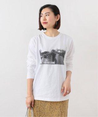 《追加予約》【FREDERICK/フレデリック】TIME AND FREEDOM PHOTO ロングTシャツ◆