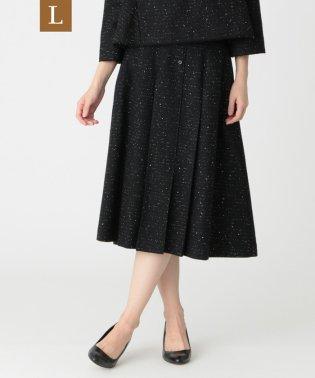 【L】ファンシーネップツイルスカート
