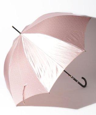 ミラショーン 婦人傘 両面プリント ロゴプリント