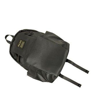 レガートラルゴ LegatoLargo 撥水高密度ナイロン調ポリエステル10ポケットリュックレディース バッグ 鞄 リュック ブラック グレーベージュ カーキ