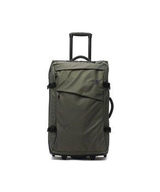 カリマー キャリーケース karrimor clamshell 80 クラムシェル80 ソフトキャリーケース スーツケース 80L 6~7泊