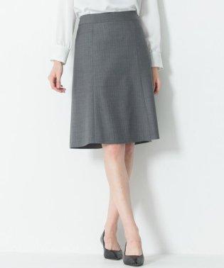 【セットアップ対応】ファインネスウール フレアスカート