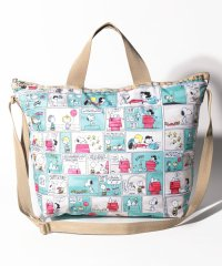 DELUXE EASY CARRY TOTE ピーナッツ コミック ストリップ