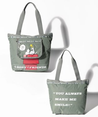 SMALL DELUXE HAILEY TOTE フレンズ フォー エバー