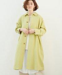 【花粉ガード】ステンカラーコート