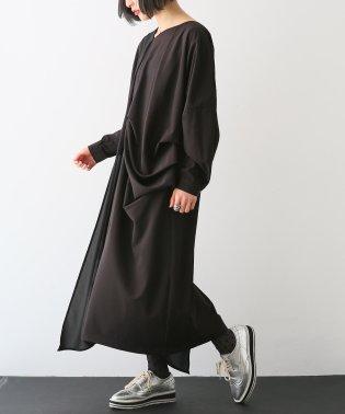 『kOhAKUハイブリッドデザインオケージョンワンピース』