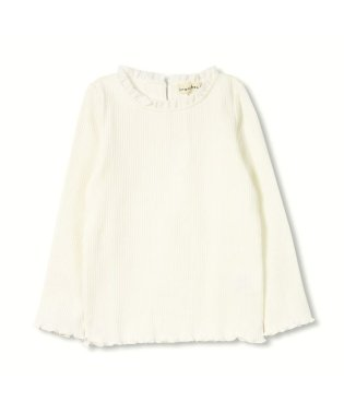 テレコ長袖Tシャツ(80~150cm)