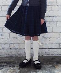 【キメ服】ボーダースカート(100~130cm)