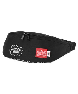 Manhattan Portage × Eric Haze Brooklyn Bridge Waist Bag