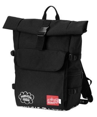 Manhattan Portage × Eric Haze Silvercup Backpack