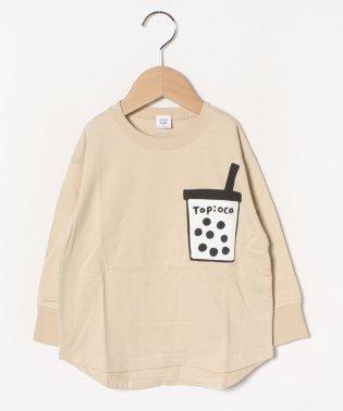 タピオカロングTシャツ