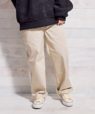 【72】【UNIVERSAL OVERALL】WIDE PANTS