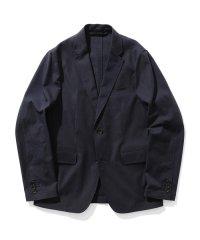 BEAMS / ポリエステルツイル ストレッチ 2ボタン ジャケット