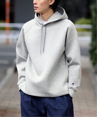 【Champion × EDIFICE】別注 WRAP-AIR SLIT PO HOODIE