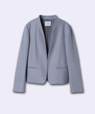 《INEDIT》カラーレスジャケット