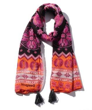 スカーフ BOHO MANDALA