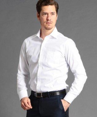 コットンドレスシャツ