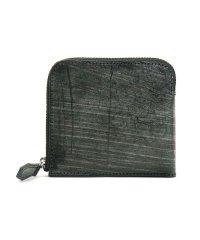 フォルテン 財布 FORTEN 二つ折り財布 薄い 本革 UK BRIDLE SMART WALLET 別注 com-ono 日本製 FRT0002