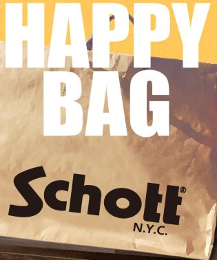 【Schott】メンズ福袋