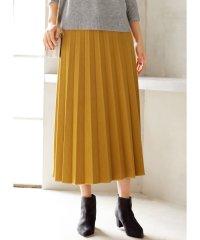 【LUXE】厚生地プリーツスカート