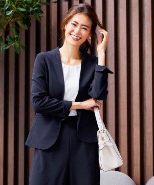 【セットアップ対応】セレモニーダブルクロス カラーレス ジャケット