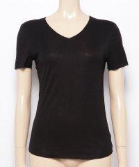 選べる シームレス U型 V型 Tシャツ