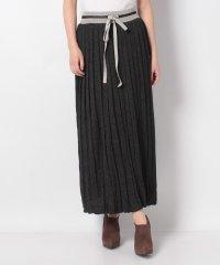 スパークナイロンライン使いプリーツスカート