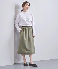 <dahl'ia(ダリア)>ギャザー スカート 20SS