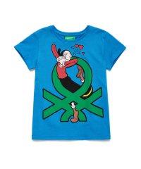 【Popeyeコラボ】オリーブ&ロゴTシャツ・カットソー