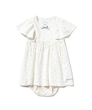 【BABY】リトルフラワー baby ロンパース