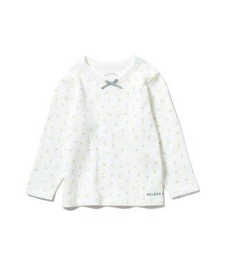 【BABY】リトルフラワー baby プルオーバー
