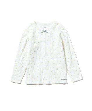 【KIDS】リトルフラワー kids プルオーバー