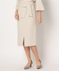 [新色追加]ウール調合繊スカート