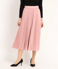 Linonシャンブレー スカート