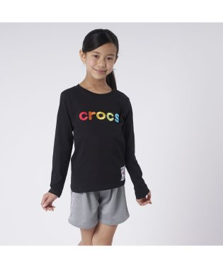 CROCS 長袖Tシャツ