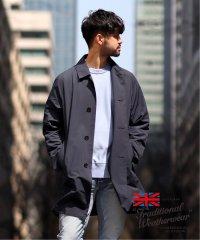 【Traditional Weatherwear】 別注 SELBY BT ステンカラーコート