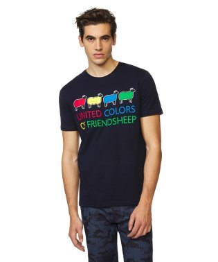 カラーシープロゴ半袖Tシャツ・カットソー