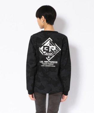【直営店限定】ブラックプロジェクト ロングスリーヴ Tシャツ L/S BLACK PROJECT T-SHIRT