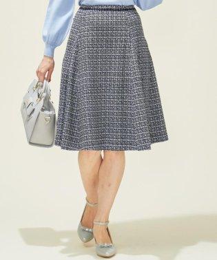 ファンシーレディツイード スカート