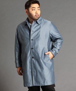 <大きいサイズ>ステンカラーコート